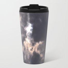 tie dye sky Travel Mug