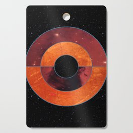 Black Hole Cutting Board