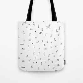 All/over Tote Bag