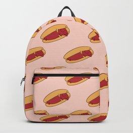 Hot Dog Dachshund Backpack