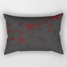 Questionable Paint Choice Rectangular Pillow