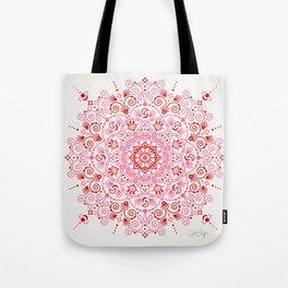 Moroccan Mandala – Valentine Palette Tote Bag