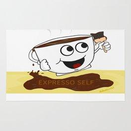 Expresso Self Rug