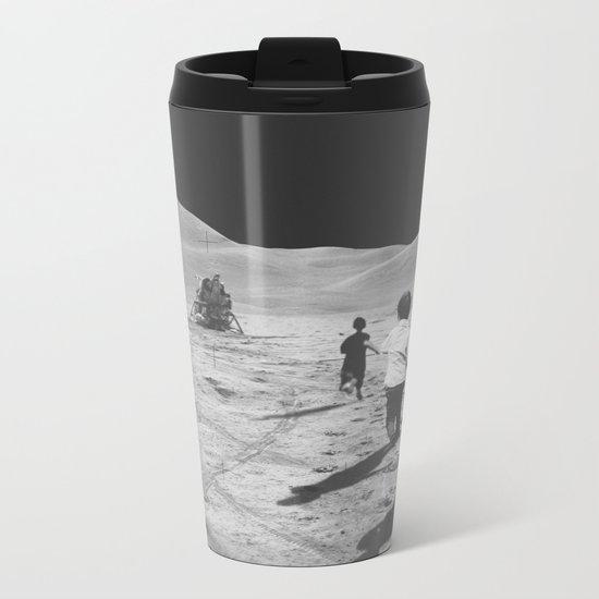 Take me home Metal Travel Mug