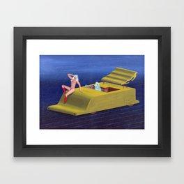 horsepower Framed Art Print