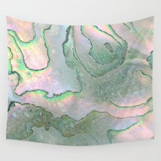Shell Texture Wall Tapestry
