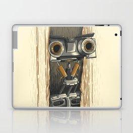 Here's Johnny 5! Laptop & iPad Skin