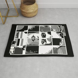 The Rocky Horror Picture Show - Pop Art Rug