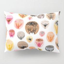 Vulva Variety Pillow Sham