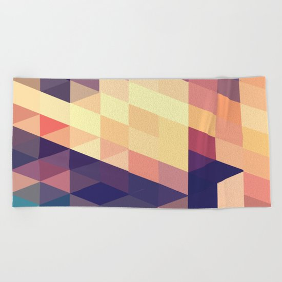 Rock The Party Beach Towel