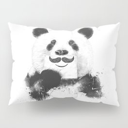 Funny panda Pillow Sham