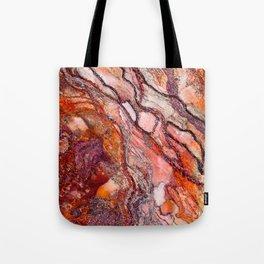 Heart Flow Tote Bag