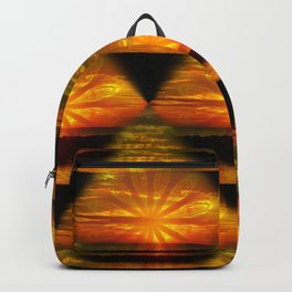 Sunset at the Lake Backpack