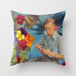 G'mo [ GMO Homo ] Throw Pillow