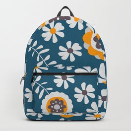 A little floral magic Backpack