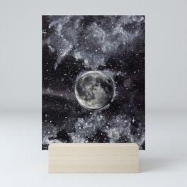 Luna Scape Mini Art Print