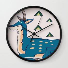 Kelbi Wall Clock