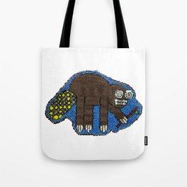 Crazy Beaver! Tote Bag