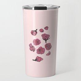Rose studies Travel Mug