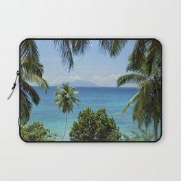Terese island, the Seychelles Laptop Sleeve