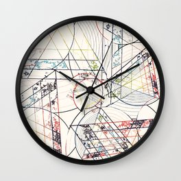 Under every no Wall Clock