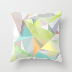 Nordic Combination 11 Throw Pillow