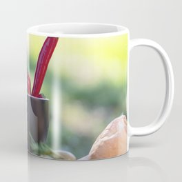 #Powerful #red #chilli #combined with #fresh #olives and #fresh #oil Coffee Mug