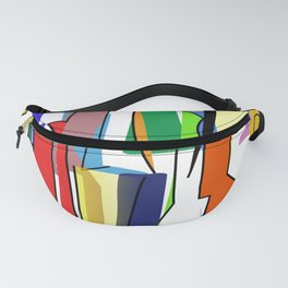 Time 4 Beauty and  Peace Fanny Pack