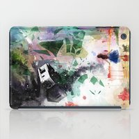 kansas iPad Cases featuring Not in Kansas Anymore by Travis Clarke
