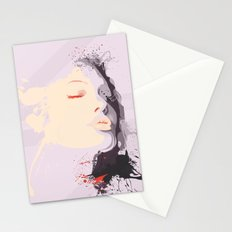 Jolie Portrait  Stationery Cards