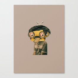 Daily Monster #2 Canvas Print