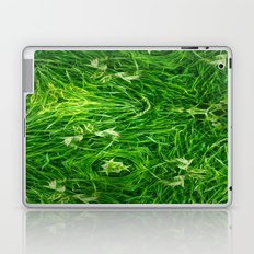 The Mystery Of The Grass Laptop & iPad Skin