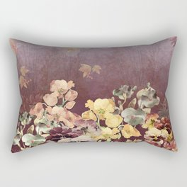 Fading in to Fall Rectangular Pillow