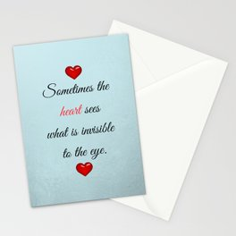Saint Valentine's Day Stationery Cards