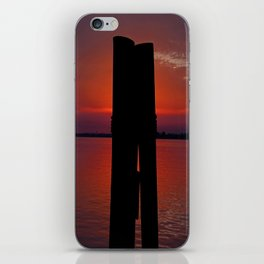 In the Crosshairs iPhone Skin