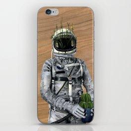 Cacti | Spaceman No:1 iPhone Skin