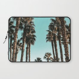 Palm Tree Days {1 of 2} Tropical Cali Art Print Laptop Sleeve