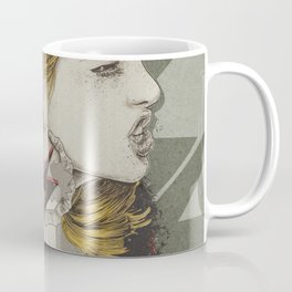 Bla...Bla...Bla...drawing Coffee Mug