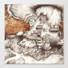 Muscaria Canvas Print