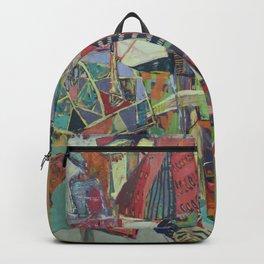 Concrete Jungle Love Backpack