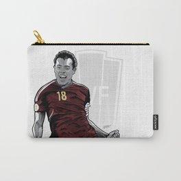 Juan Arango Vinotinto - Trinchera Creativa Carry-All Pouch
