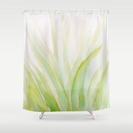 Grassy Shower Curtain