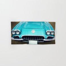 1960 Corvette Hand & Bath Towel
