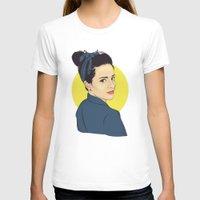 lipstick T-shirts featuring Lipstick by FalcaoLucas