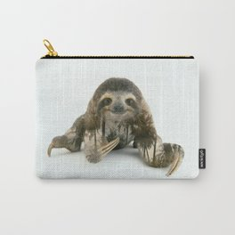 Arctic Sloth Carry-All Pouch