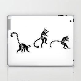 Lemurs Laptop & iPad Skin