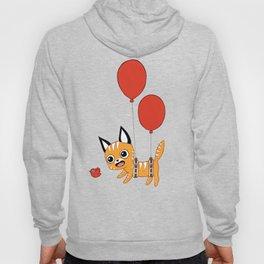 Balloon Cat Hoody