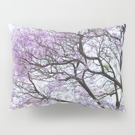 jacaranda tree Pillow Sham