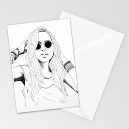 Wild Delilah Super Groupie Stationery Cards