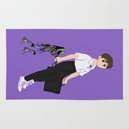 01 Shinji Ikari Rug